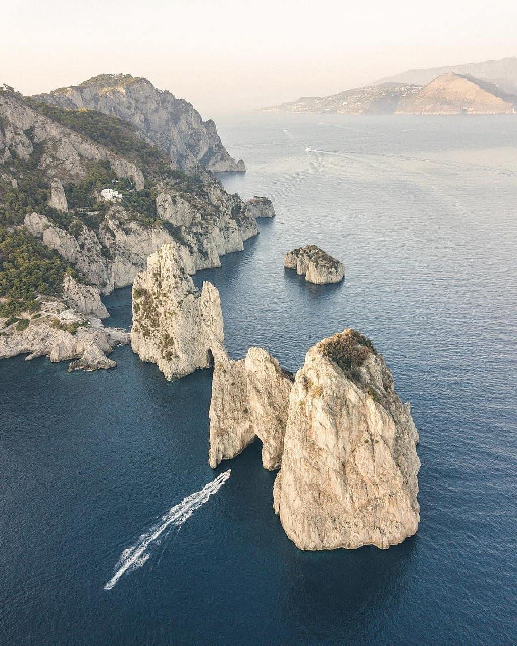 Where To Eat In Capri Amalfi Coast Tours